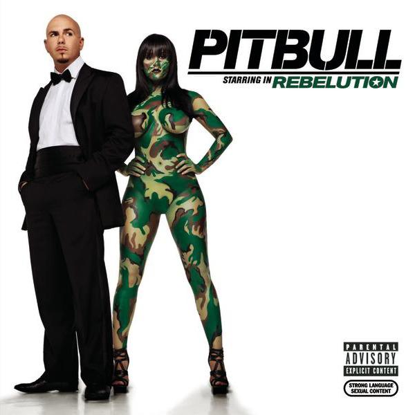 Pitbull Album Pitbull 'rebelution' Album